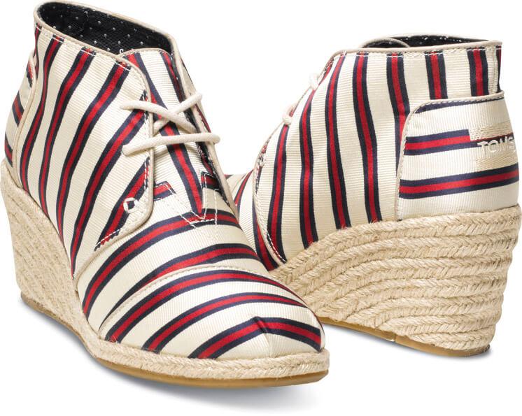 TOMS Shoes + x Tabitha Simmons 2 Est Magazine