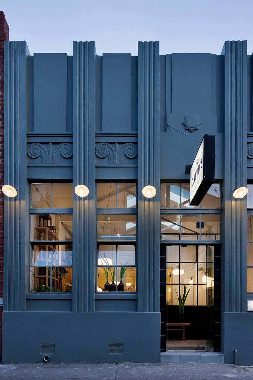 Davids Restaurant Melbourne Front © Shannon McGrath Est Magazine