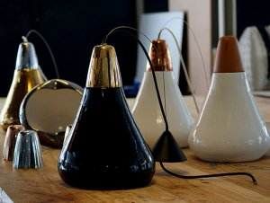 Abel Carcamo | Primitivo Terracota Lamp