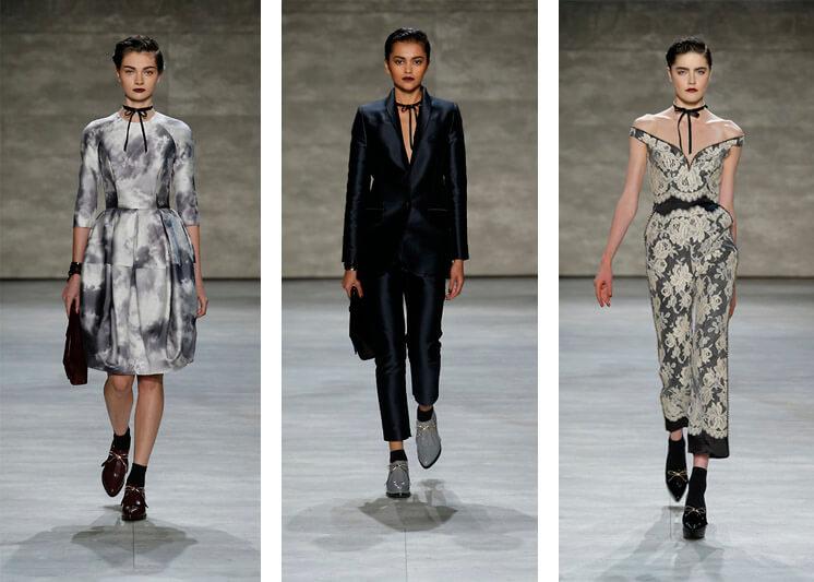 New York Fashion Week Zimmerman Fall NYFW 2014 Est Magazine