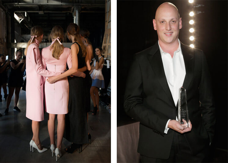 BT Runway For Success 2014 2014 BT Emerging Fashion Designer Award Michael Lo Sordo Est Magazine