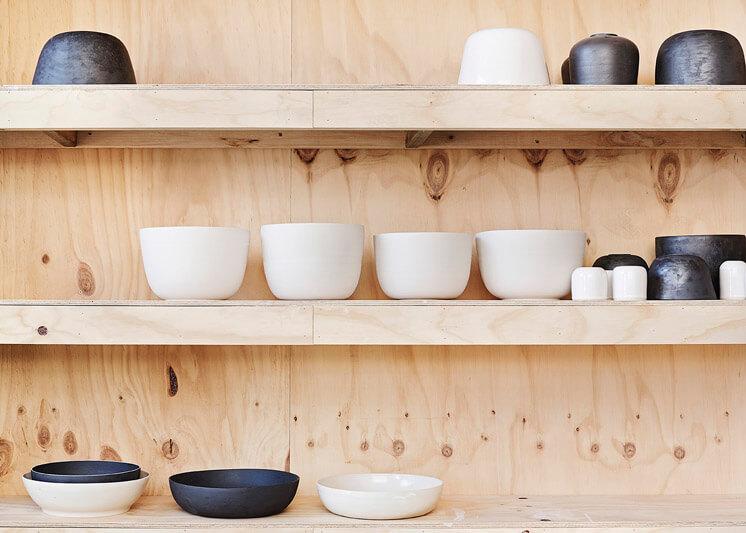 Bruce Rowe Anchor Ceramics © Scottie Cameron Est Magazine