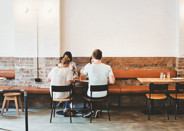 Cafe Interior The Three Williams Redfern Est Magazine