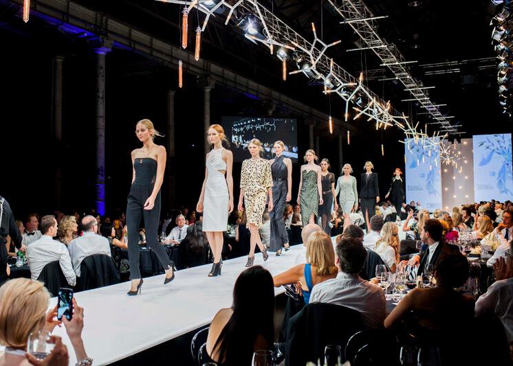 Fashion Show Finale BT Runway For Success 2014 Est Magazine