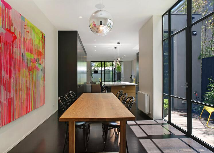 Fitzroy Residence 14 Carr Architecture Est Magazine