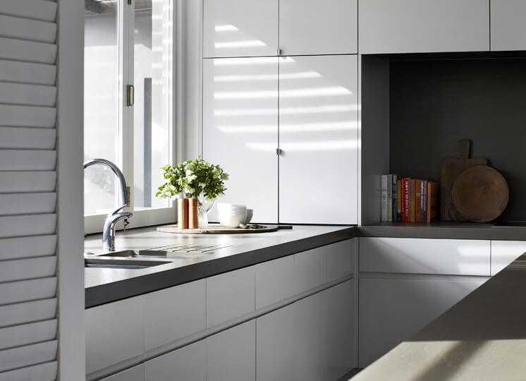 Kitchen | Toorak House by Robson RAK Architects