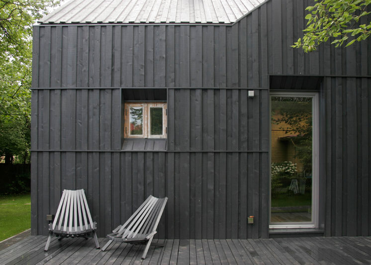 The Black Shack | Architecture of Latvia