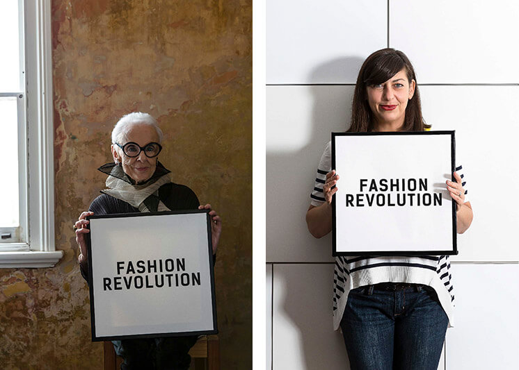 Fashion Revolution Est Magazine
