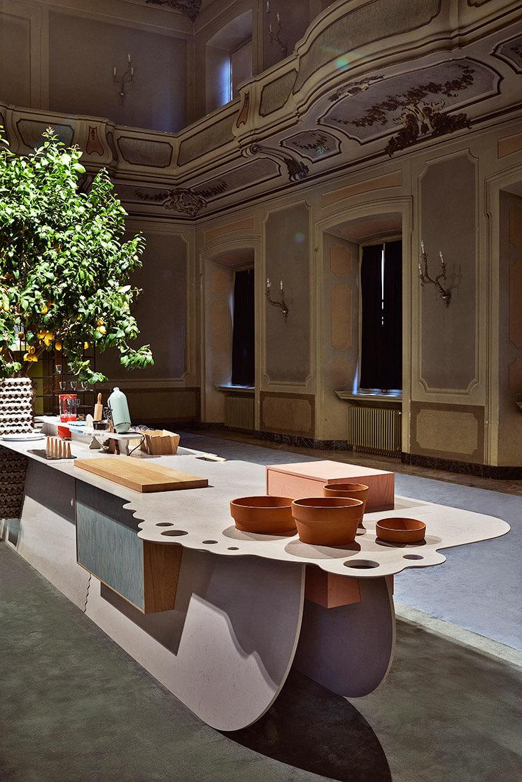 Palazzo Clerici 7879 Est Magazine