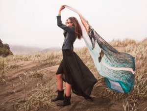 Bird and Knoll | Cashmere Scarves