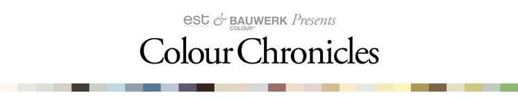 Bauwerk Colour Chronicles Est Magazine