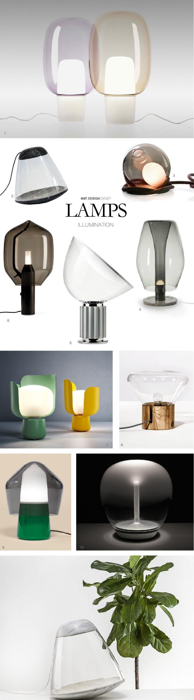 Est Magazine Sophie France Lamps 2