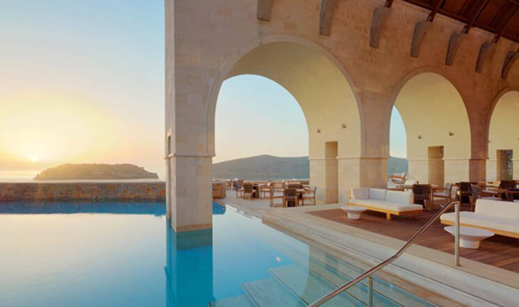 Blue Palace Resort Arsenali Lounge Bar Pool PostImage