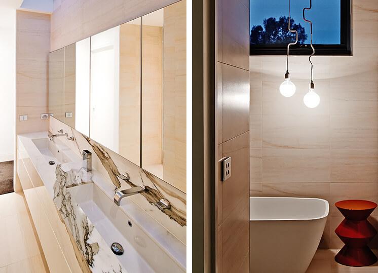 Rogerseller Home Exterior Night Lights Bathroom Tub PostImage2