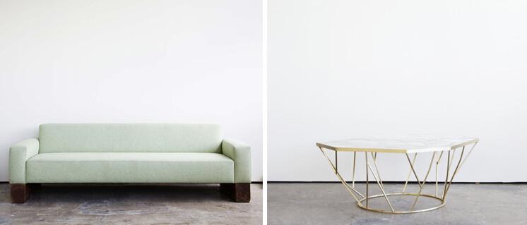 Work Of Beam Sofa Facet Table Est Magaizne