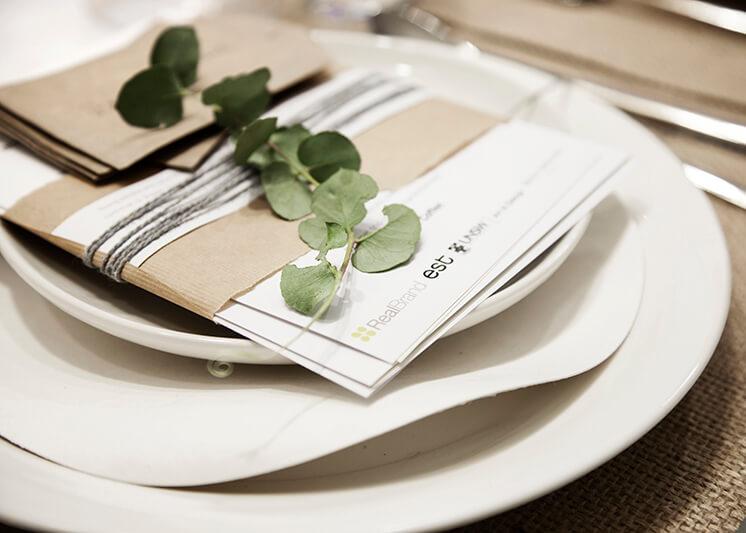 DESIGN FOR SOCIAL IMPACT DINNER