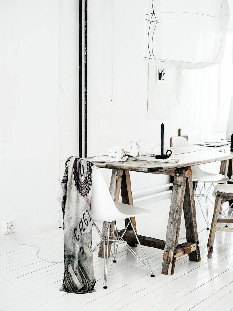 Est Magazine Table Styling Line Kay