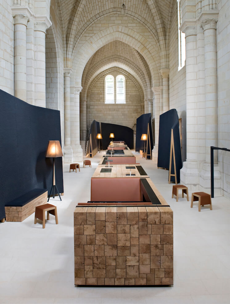 Est Magazine Abbaye de Fontevraud bar Nicolas Matheus 021