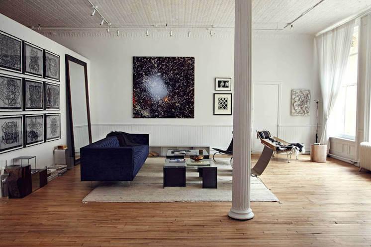 Est Magazine Apartment NYC Interiors 08