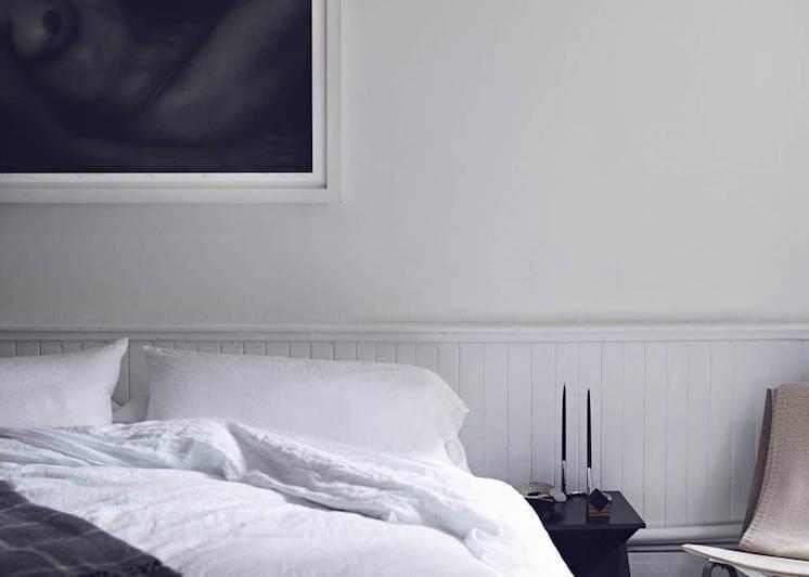 Est Magazine Apartment NYC bed1