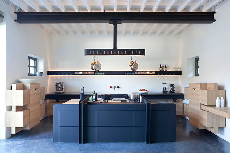 Kitchen | Chateau de la Resle | France