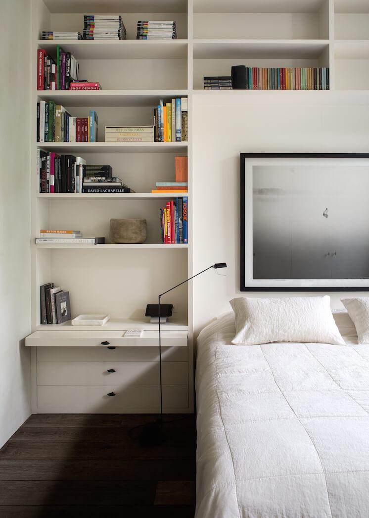 Est Magazine Graanmarkt13 Apartment bedroom Frederik Vercruysse