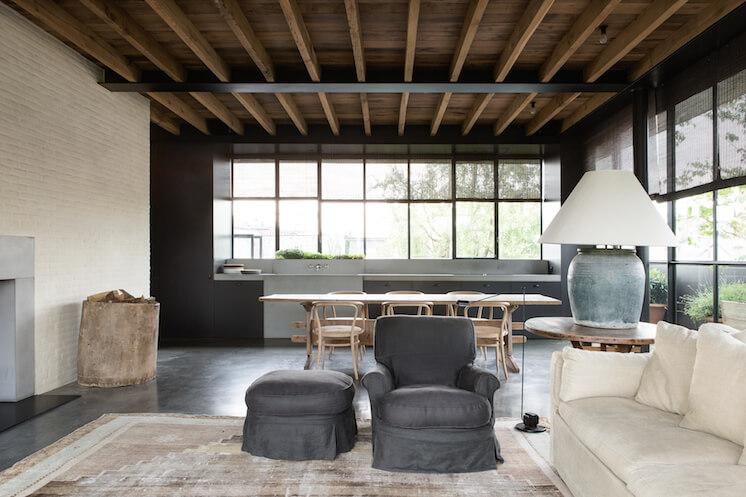 Est Magazine Graanmarkt13 Apartment interiors Frederik Vercruysse 03