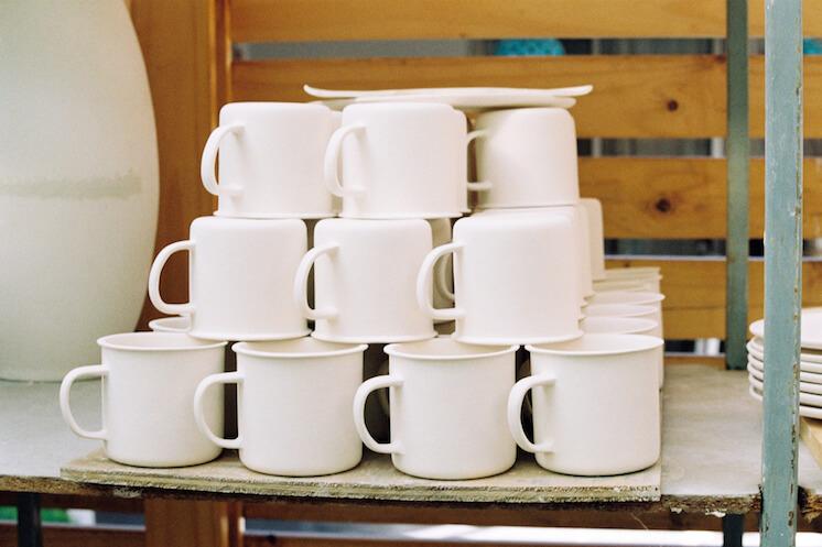 Est Magazine Minka inhouse ceramics