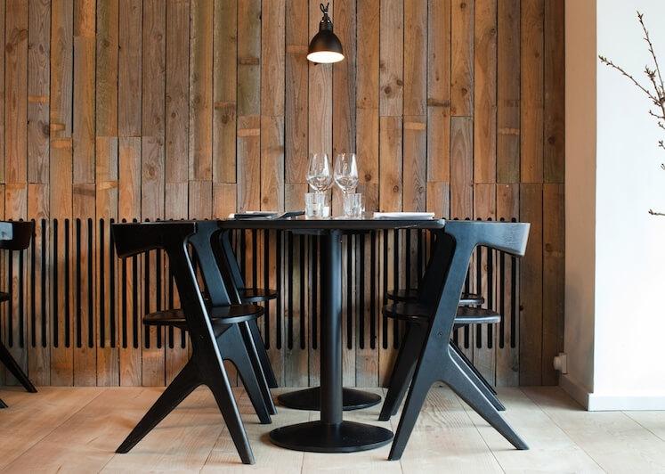 Est Magazine Radio Copenhagen Interiors Chairs