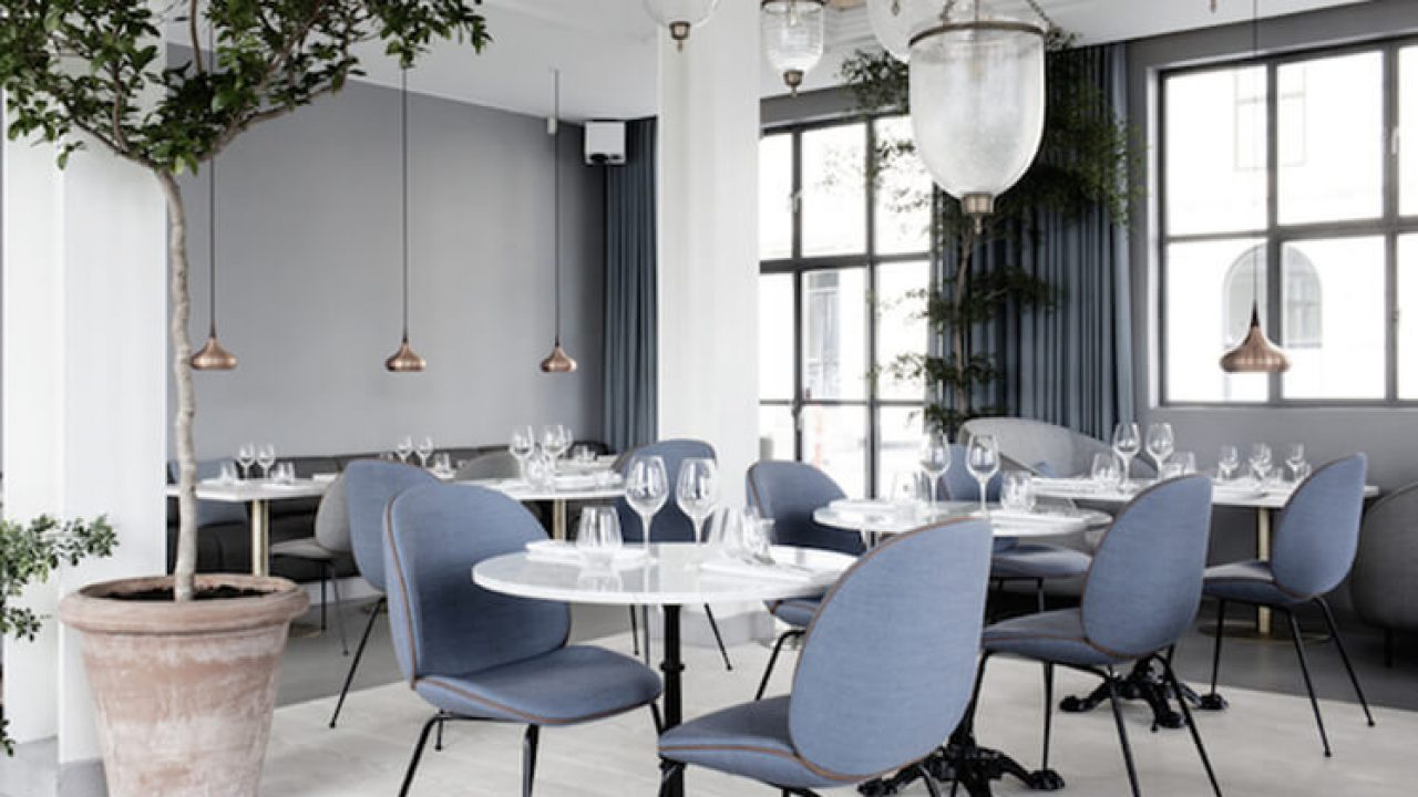 Verandah Restaurant Copenhagen Est Living