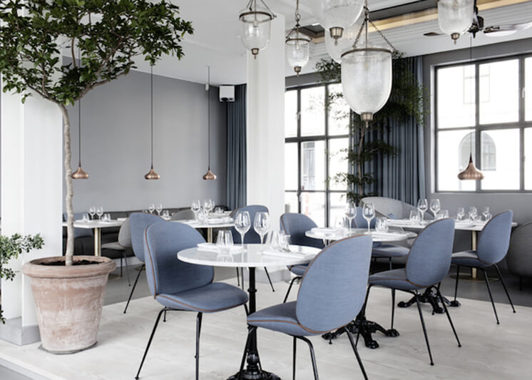 Verandah Restaurant | Copenhagen