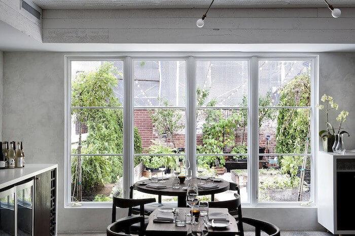 Musket Room Dining Room Outdoor