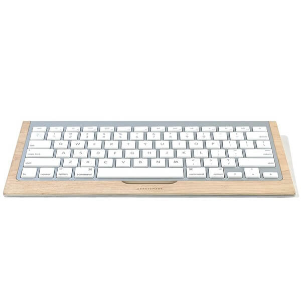 Est Magazine Grovermade Maple keyboard Product Love