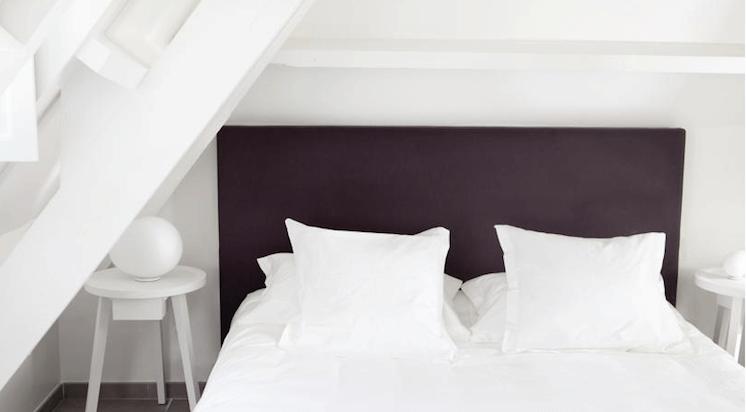 Est Magazine Hotel White 1921 Bedroom St Tropez