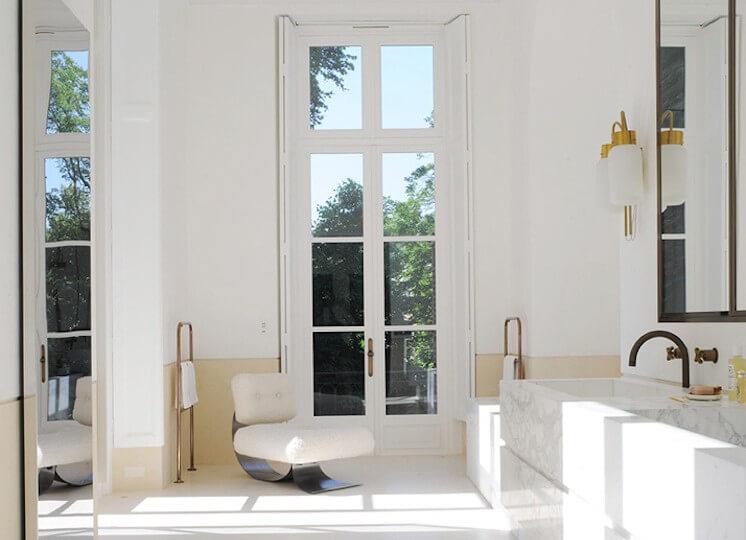 Est Magazine Joseph Dirand paris bathroom Adrien Dirand 746x540