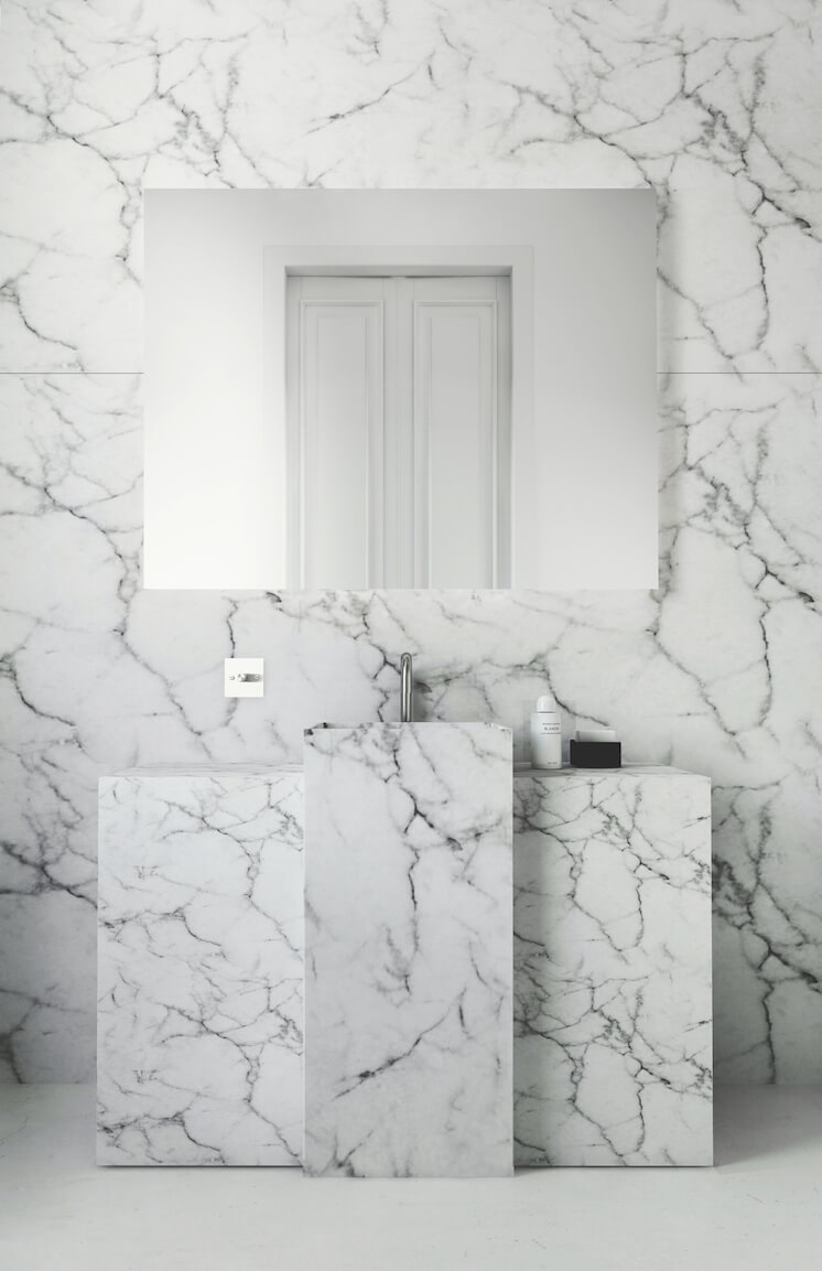 Est Magazine Katty Shiebeck Barcelona bathroom 02