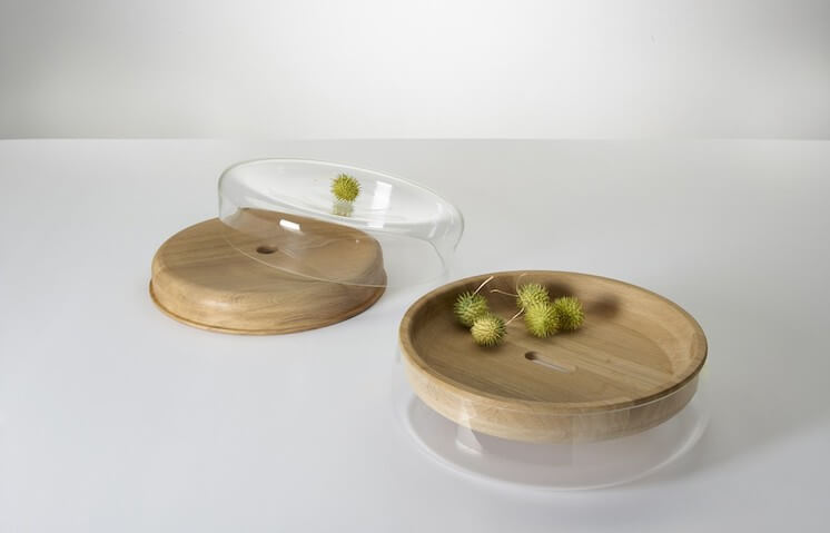 Est Magazine Lucie Koldova double bowl furniture design