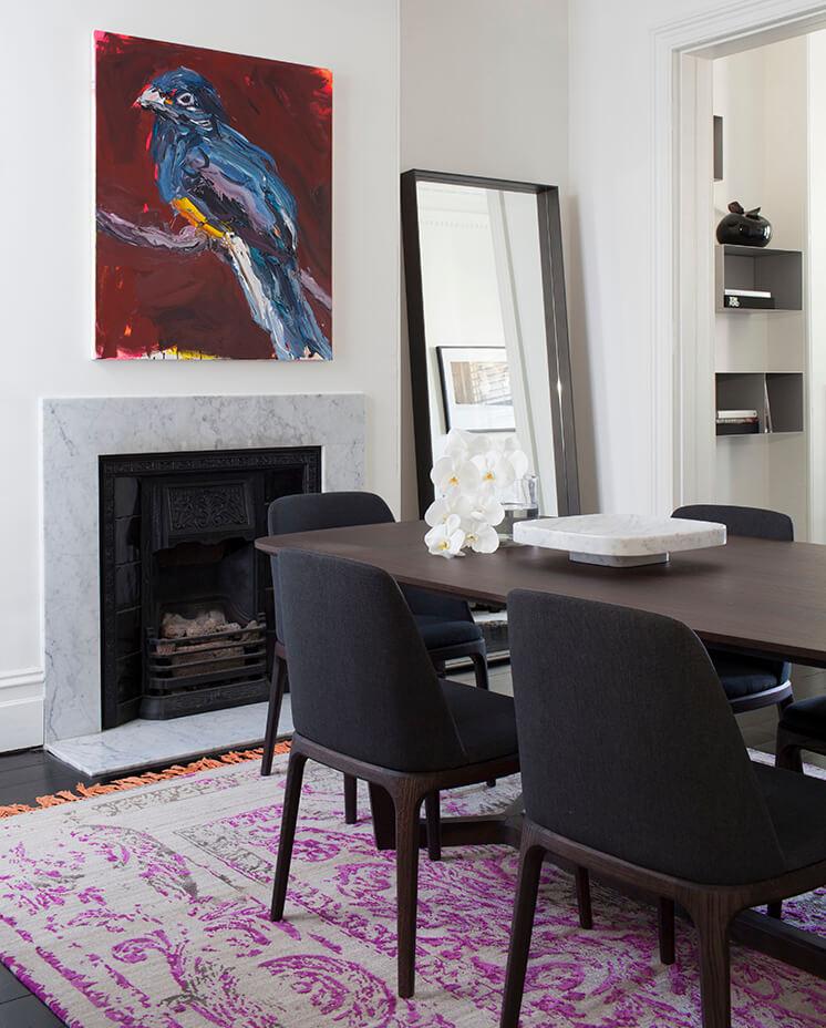 Est Magazine Melinda Clarke Paddington Home Dining