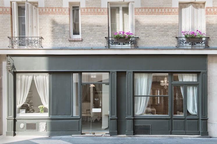 Est Magazine Neige Dete Paris Restaurant Exterior