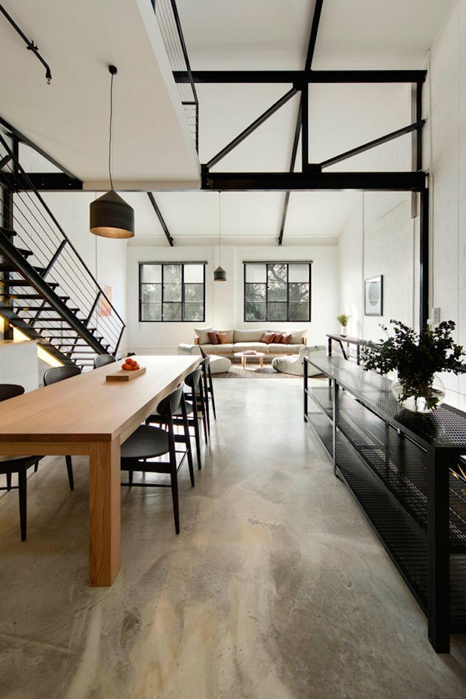 Est Magazine Regent Street Warehouse kitchen 02