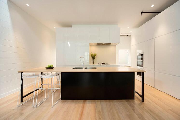 Est Magazine Regent Street Warehouse kitchen 04
