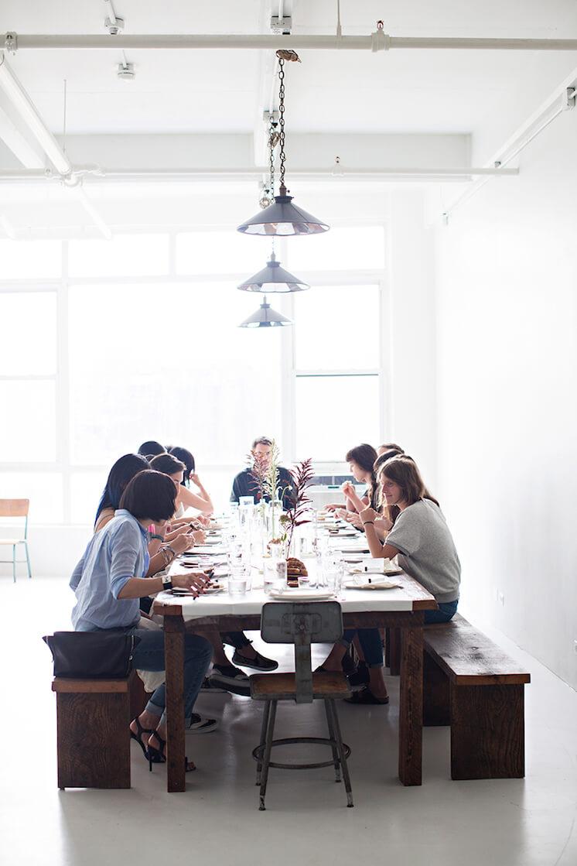 Est Magazine Sunday Suppers Salt Dinnner Supper club Karen Modechi 05