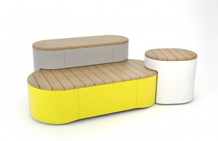 Est Magazine lucie koldova furniture design urban islands