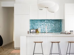 Kitchen | Tamarama Apartment by Decus
