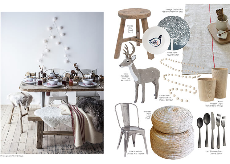 Christmas Entertaining | Nordic Issue