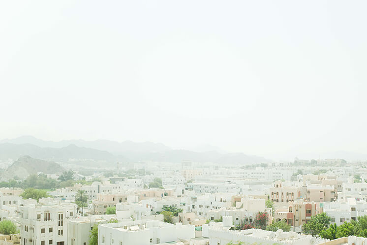 Est Magazine Georgie Skinner Oman Old City
