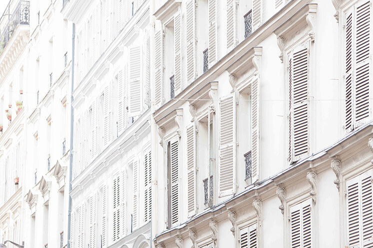 Est Magazine Georgie Skinner Parisian Windows
