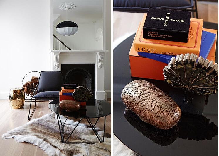 Est Magazine Turner and Roberts Living Room