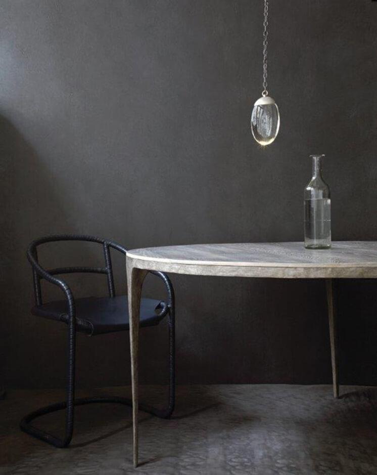 Est Magazine Ochre Whippet Table