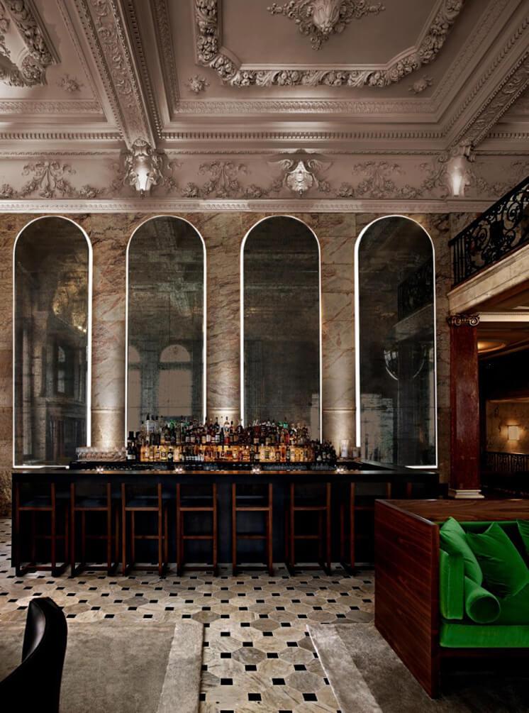 Est Magazine The Edition Hotel Bar